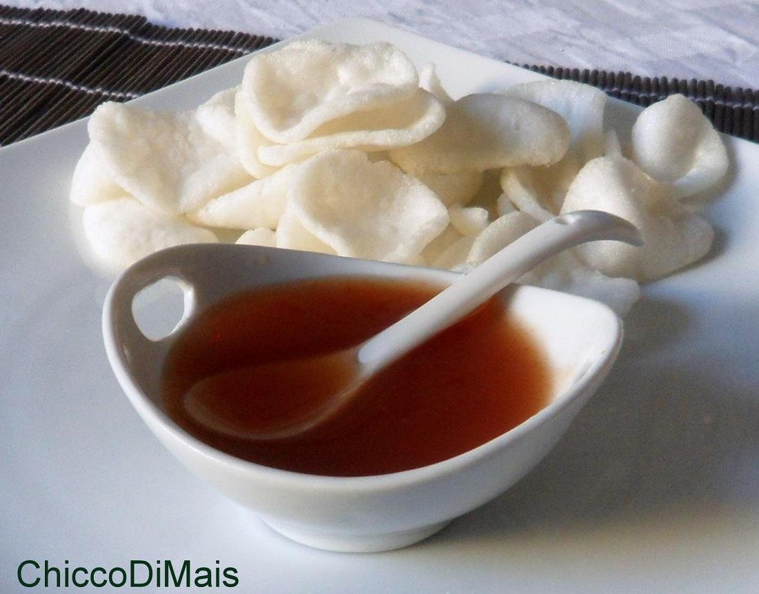Salsa agrodolce cinese ricetta base for Menu cinese ricette