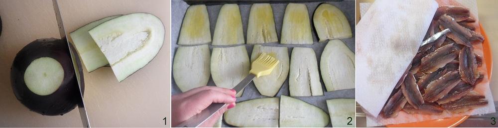 Tortino di alici e melanzane ricetta semplice il chicco di mais 1