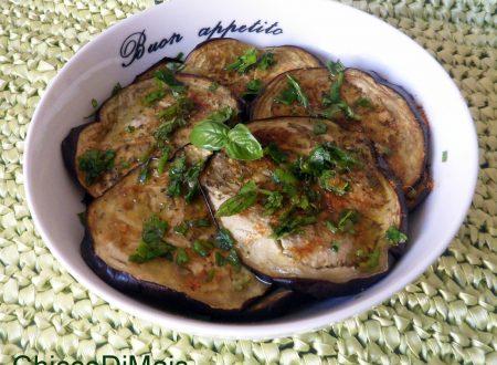Melanzane piccanti (ricetta contorno)