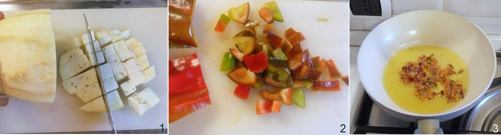 Pasta al ragù di verdure ricetta vegana il chicco di mais 1