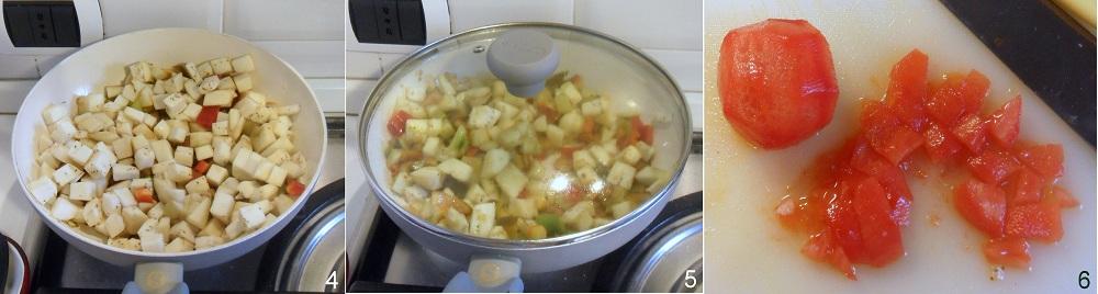 Pasta al ragù di verdure ricetta vegana il chicco di mais 2