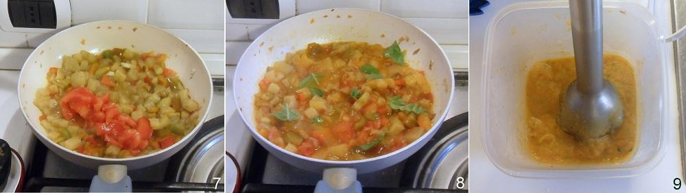 Pasta al ragù di verdure ricetta vegana il chicco di mais 3