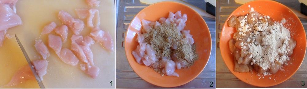 Pollo kung pao ricetta cinese il chicco di mais 1