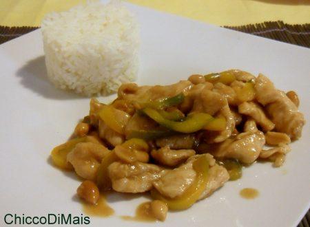 Pollo kung pao (ricetta cinese)