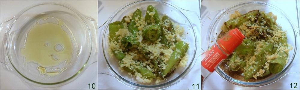 Friggitelli croccanti al forno ricetta contorno il chicco di mais 4