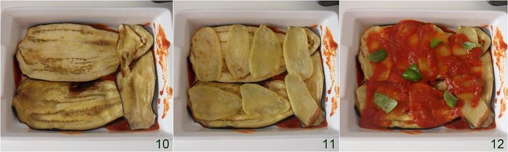 Parmigiana di melanzane e patate ricetta vegetariana il chicco di mais 4