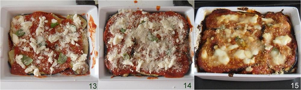 Parmigiana di melanzane e patate ricetta vegetariana il chicco di mais 5
