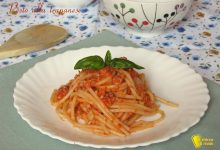 Pasta con pesto alla trapanese (ricetta siciliana)