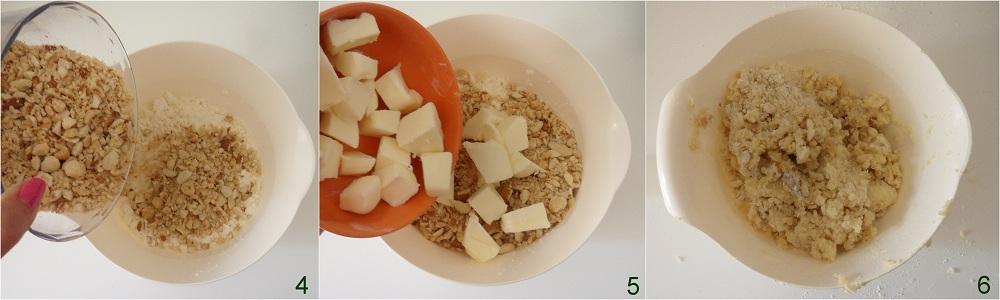 Torta veloce alla frutta secca ricetta dolce il chicco di mais 2