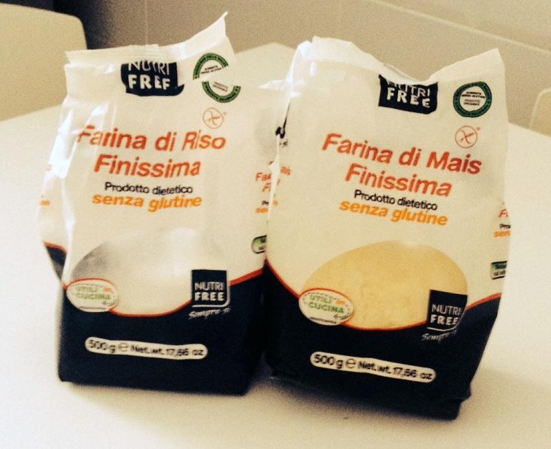 Farine senza glutine per il lievito madre o pasta madre