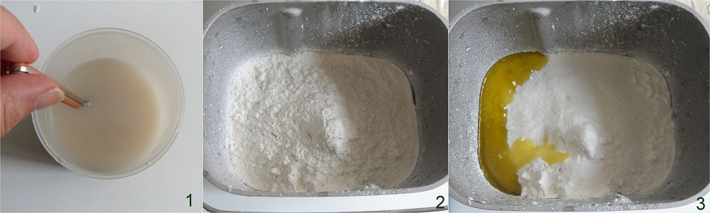 Focaccia all'uva ricetta dolce senza glutine il chicco di mais 1