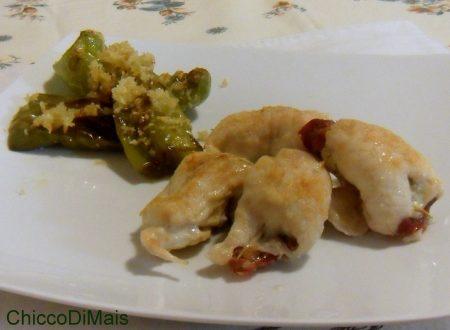 Involtini di pollo con bresaola (ricetta light al forno)