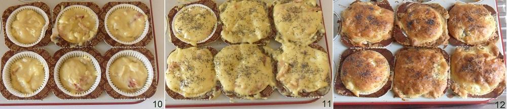 Muffin salati con feta e speck ricetta brunch il chicco di mais 4