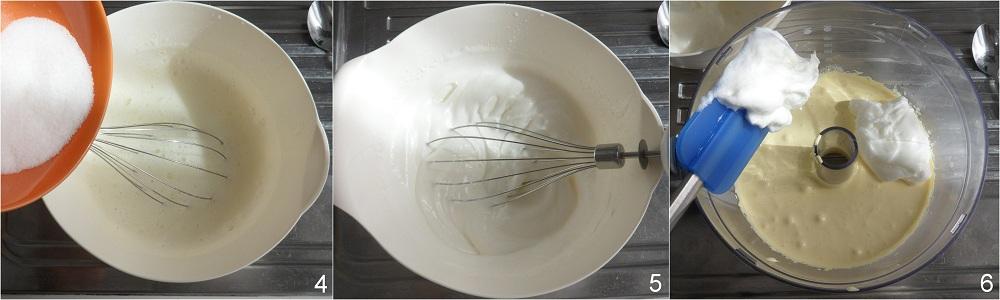 Pasta biscotto ricetta base per rotoli dolci il chicco di mais 2
