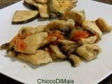 Pollo piccante ai funghi ricetta semplice il chicco di mais
