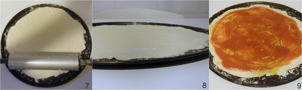 Base per pizza senza glutine ricetta con lievito madre il chicco di mais 3