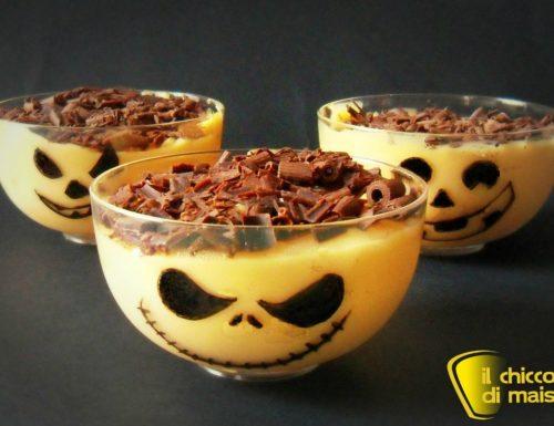 Budino di zucca (ricetta dolce di Halloween)