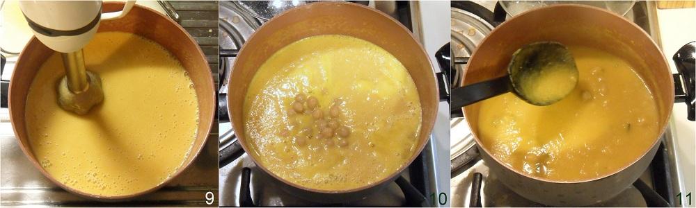 Crema di zucca con ceci ricetta autunnale il chicco di mais 4