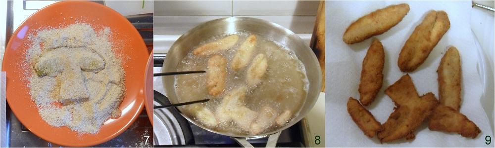 Funghi porcini fritti ricetta fingerfood il chicco di mais 3