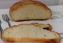 Il mio primo pane senza glutine con lievito madre