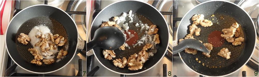 Mousse di yogurt con miele e noci pralinate ricetta dolce il chicco di mais 3