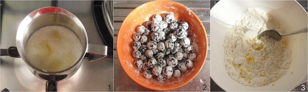 Muffin ai mirtilli ricetta americana il chicco di mais 1