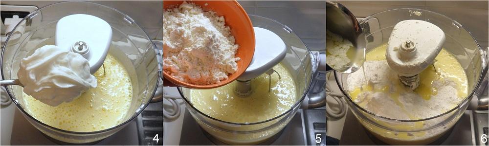 Plumcake con gocce di cioccolato ricetta dolce il chicco di mais 2