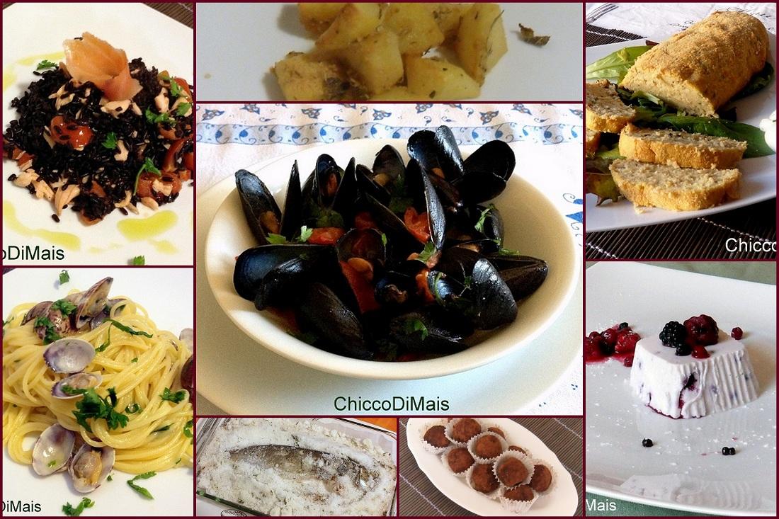 Raccolta di ricette in pdf cena della vigilia di natale e capodanno (ricettario gratuito) il chicco di mais