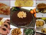 Ricettario in pdf menu per il pranzo di Natale o Capodanno ricette di carne il chicco di mais