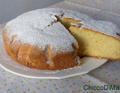 Torta 7 vasetti (ricetta dolce allo yogurt)