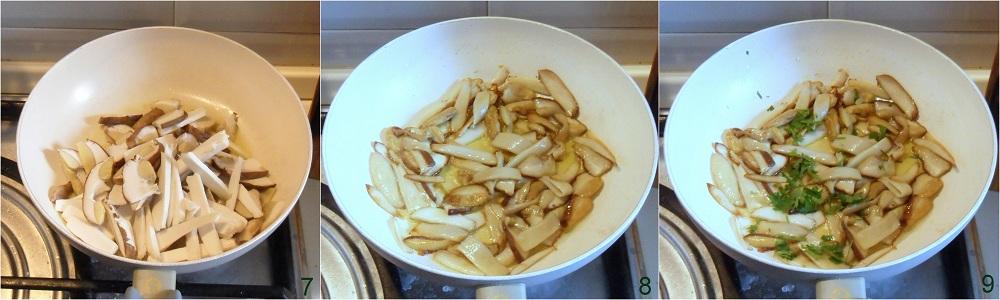 Tortino di funghi porcini ricetta antipasto raffinato il chicco di mais 3