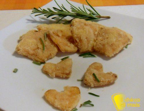 Zucca fritta (ricetta fingerfood)
