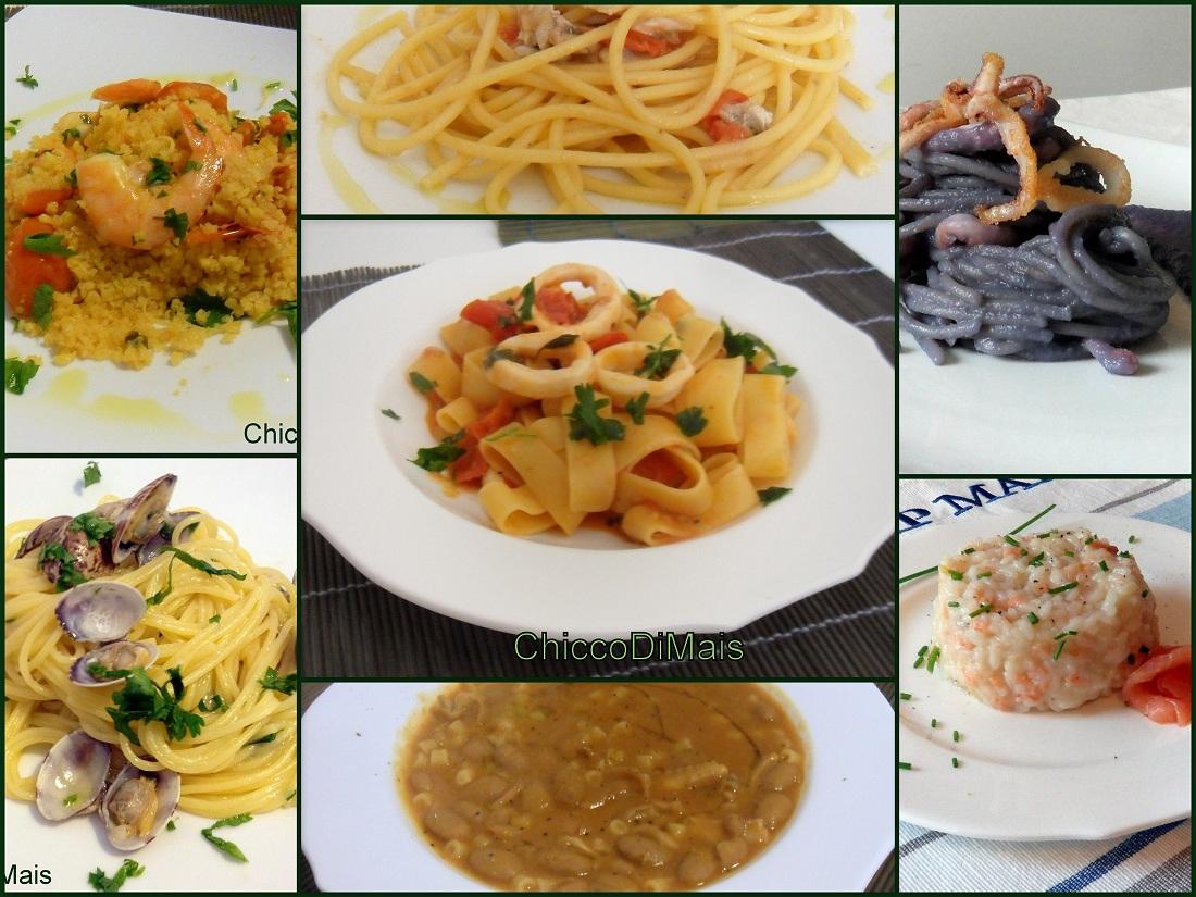 10 primi di pesce per natale ricette facili for Ricette pesce facili