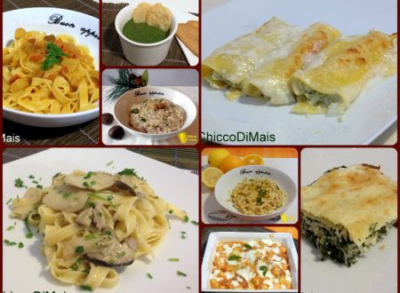 10 primi per Natale 2013: ricette vegetariane
