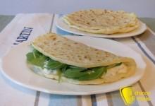 Piadine senza glutine con esubero di Pasta Madre