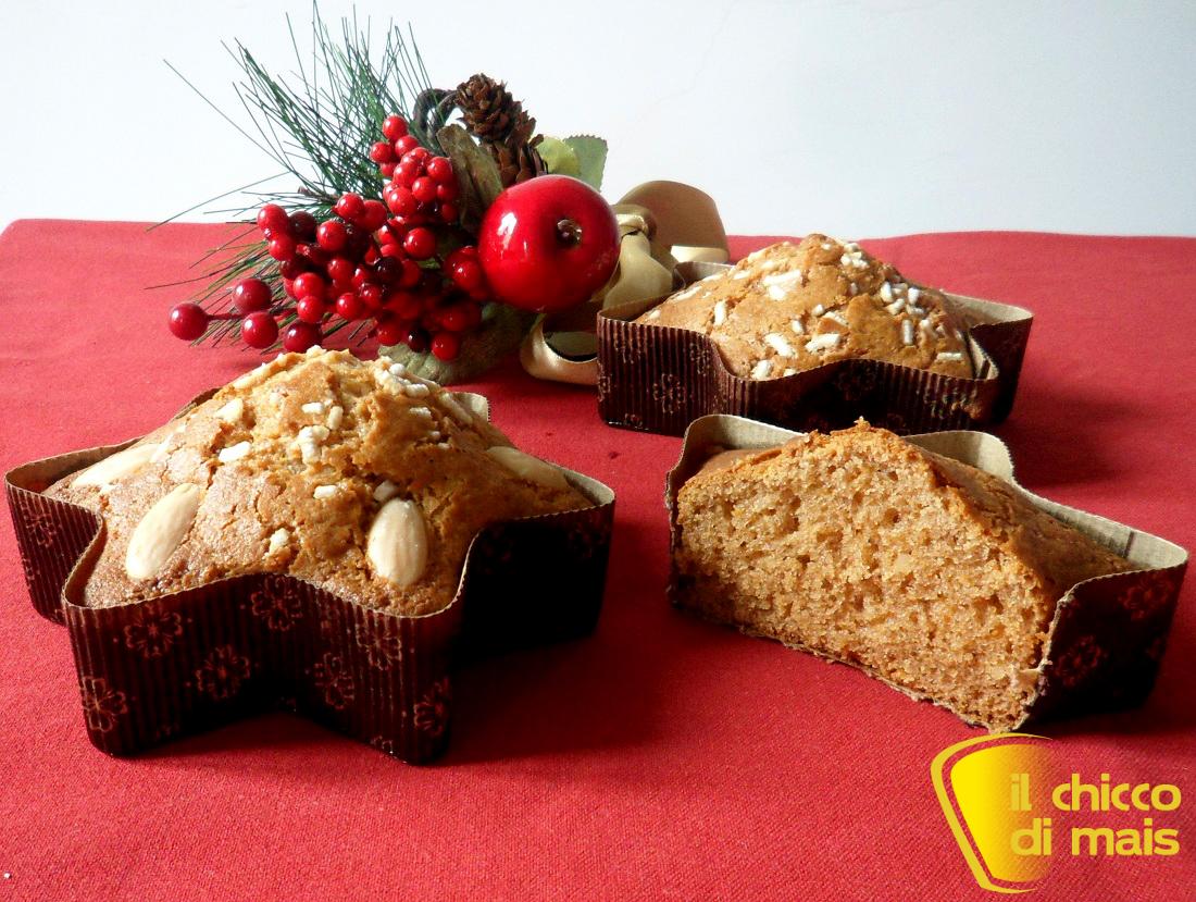 i dolci di natale Stelle di pan di spezie ricetta dolce di Natale il chicco di mais