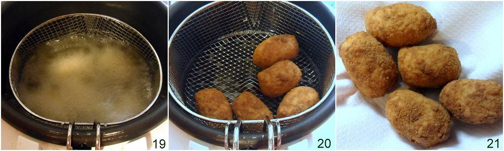 Supplì alla gricia ricetta romana il chicco di mais 7