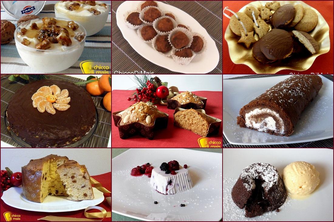 10 dolci per natale ricette facili for Ricette facili dolci