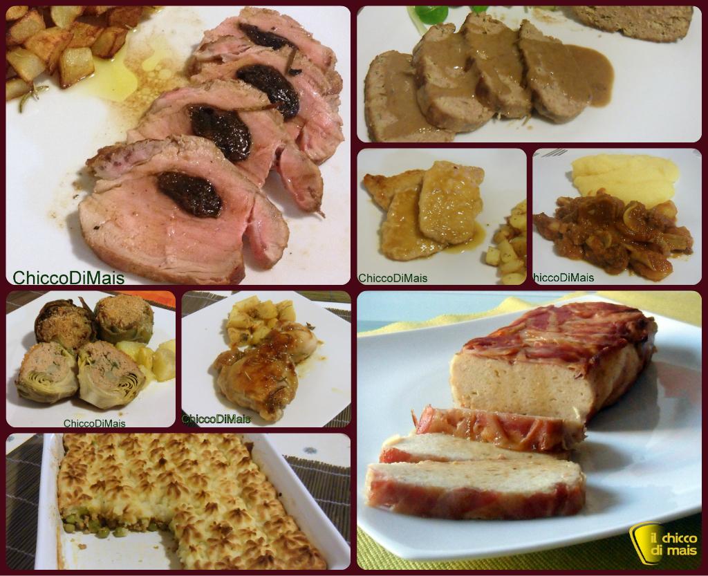 10 secondi di carne per Natale ricette facili il chicco di mais