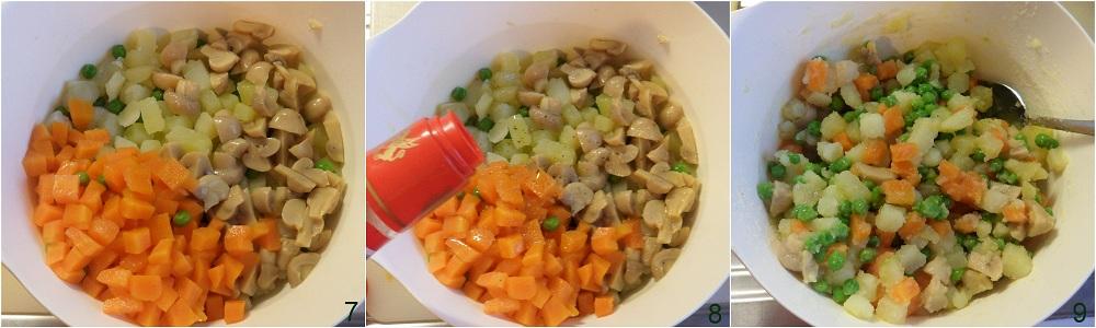 Insalata russa ricetta antipasto il chicco di mais 3