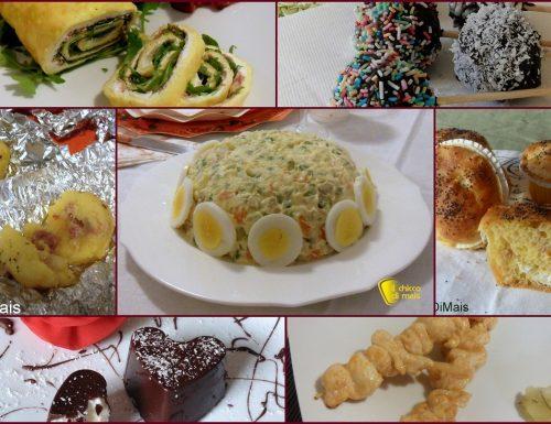 Menu di capodanno 2014 (ricette fingerfood e buffet)