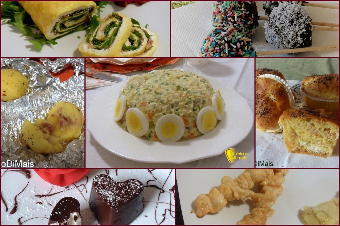 Famoso Menu di capodanno 2014 (ricette fingerfood e buffet) HS88