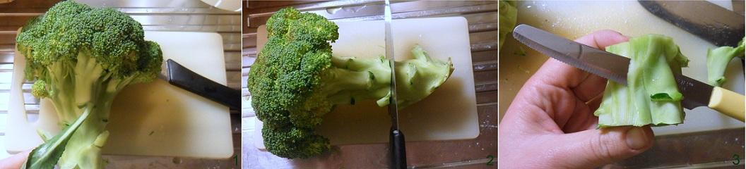 Pasta con i broccoli e guanciale croccante ricetta primo il chicco di mais 1