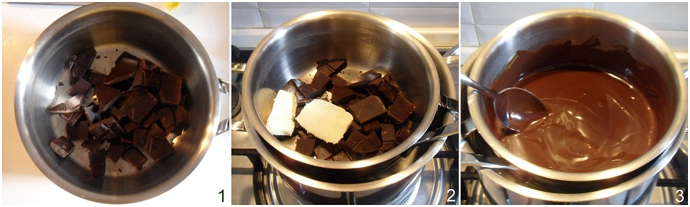 Fudge ricetta cioccolatini americani il chicco di mais 1
