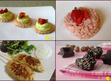 Menu di San Valentino 2014 (ricette facili)