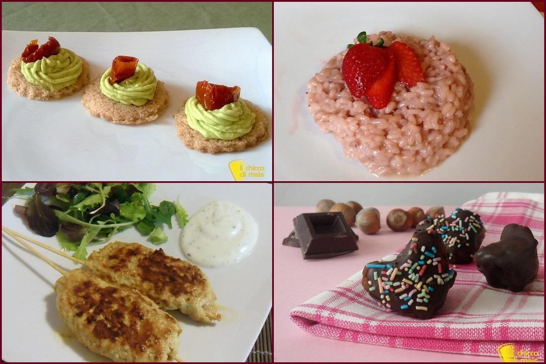 Menu di san valentino 2014 ricette facili for Pensierini di san valentino