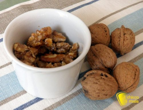 Noci pralinate (ricetta dolce per la Befana)