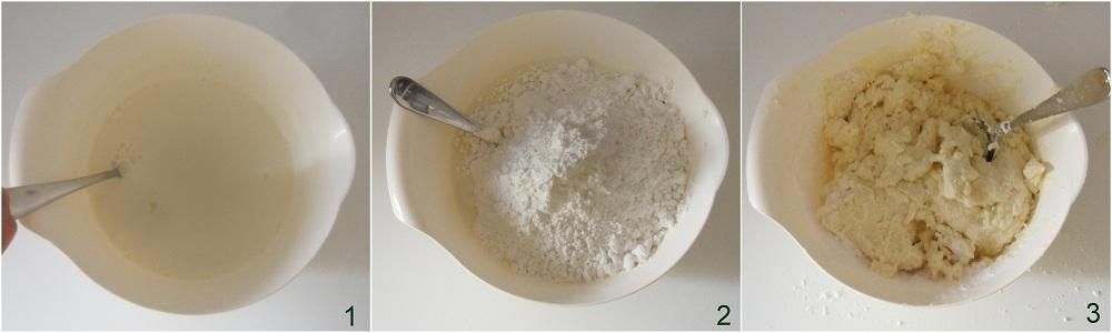 Pane senza glutine a lunga lievitazione ricetta con LM il chicco di mais 1