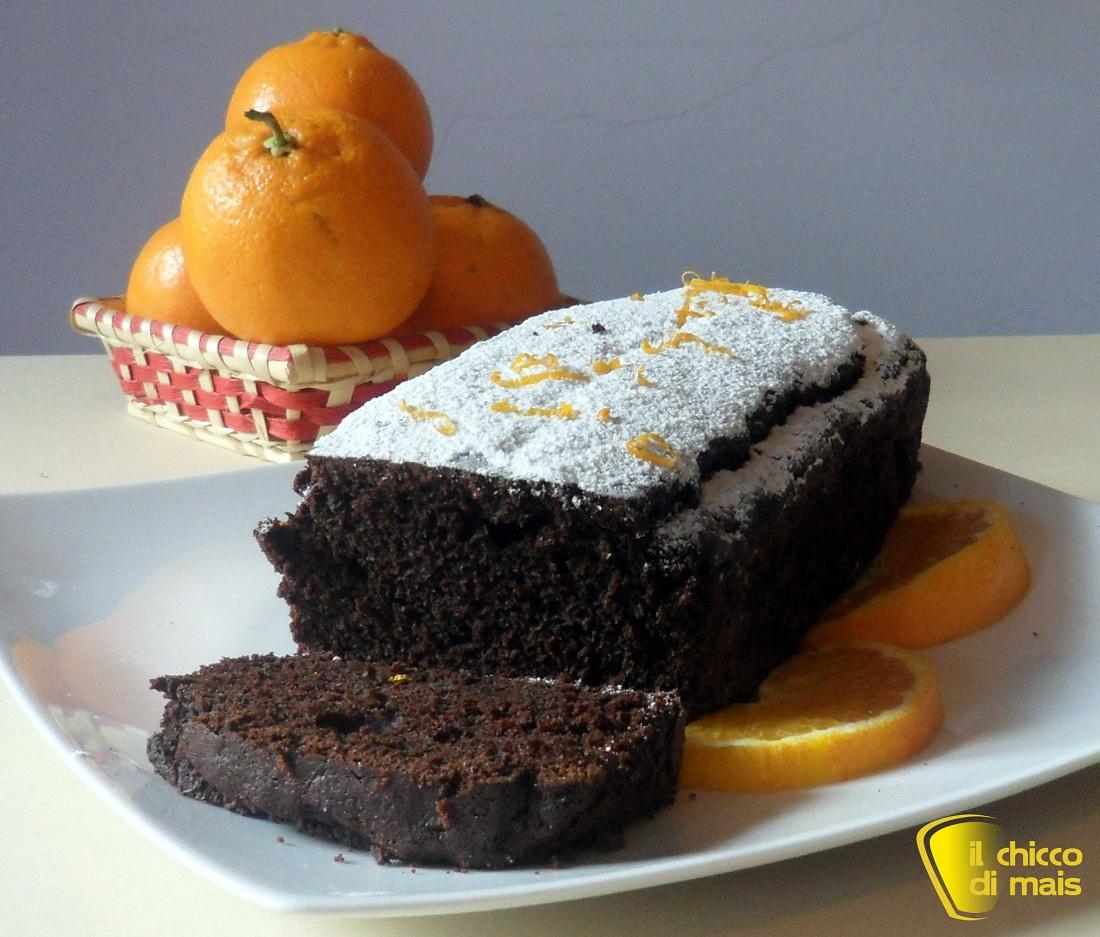 Il menu della salute raccolta di ricette con le arance il chicco di mais plumcake arancia e cioccolato