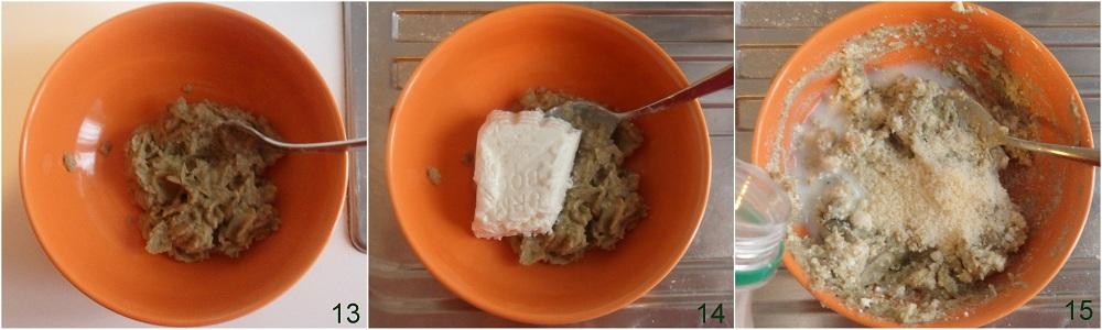 Bignè salati con mousse di carciofi ricetta antipasto il chicco di mais 5